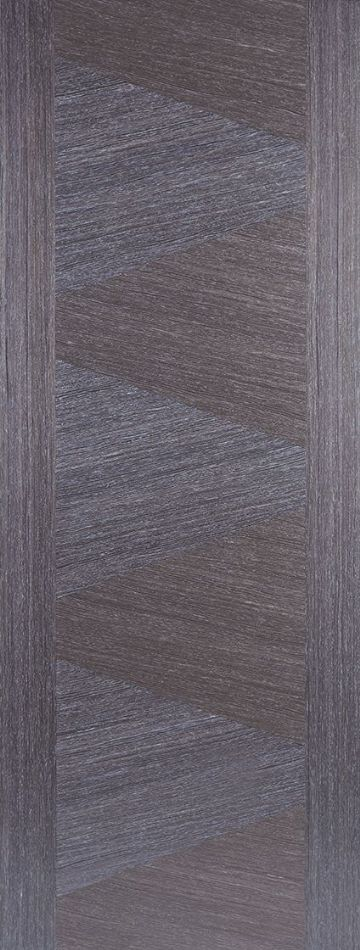 Ash Grey Zeus Fire Door